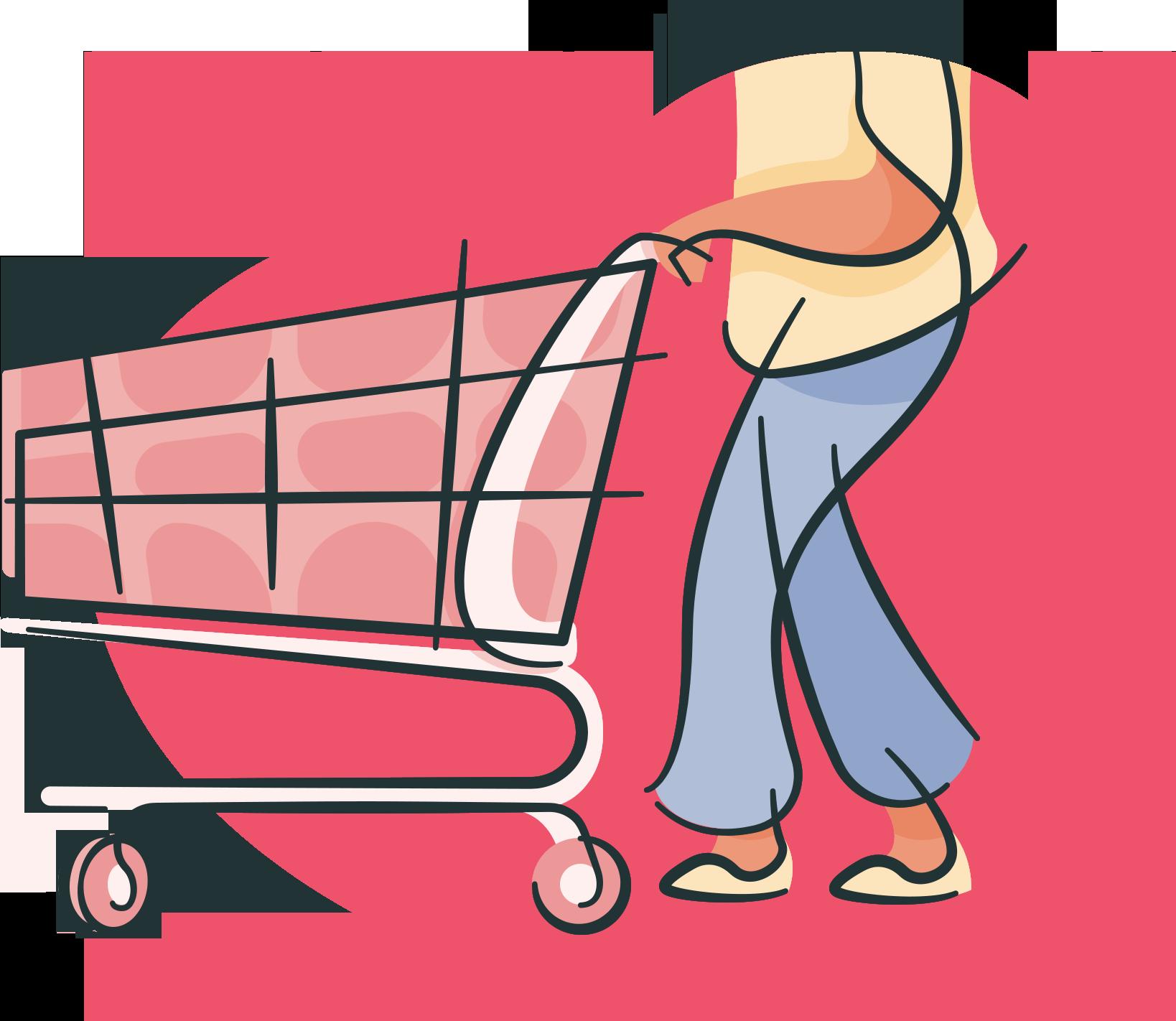 Kilofe-cart