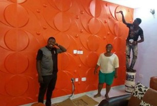 Buy #50,000 worth of 3D wall panel win 2sqm free installation or free delivery anywhere in Lagos!!