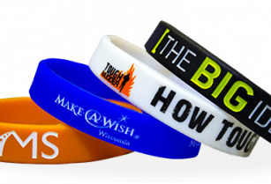 CUSTOMISE YOUR WRIST BANDS
