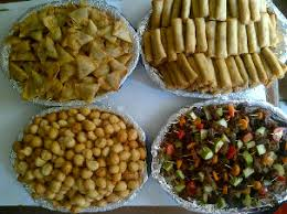 More caterers needed