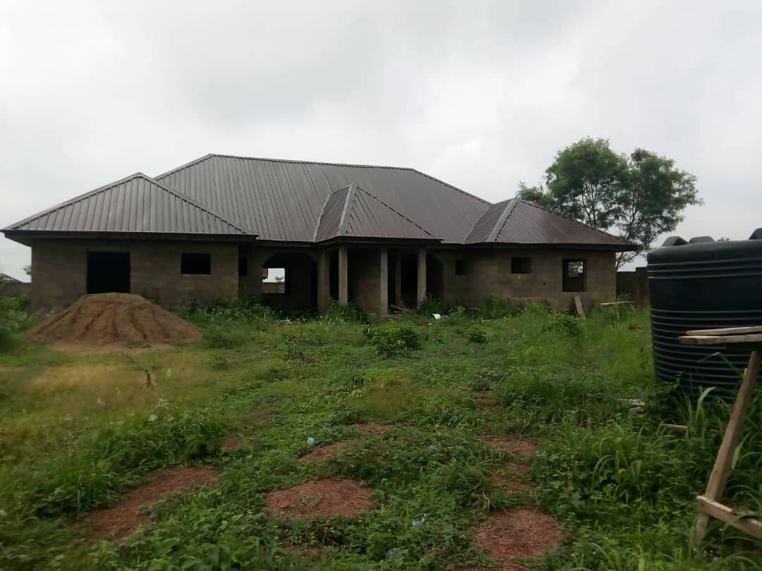 cost of roofing with 0.55mm longspan in Ibadan