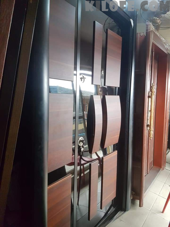 Turkey security doors and wooden for sales