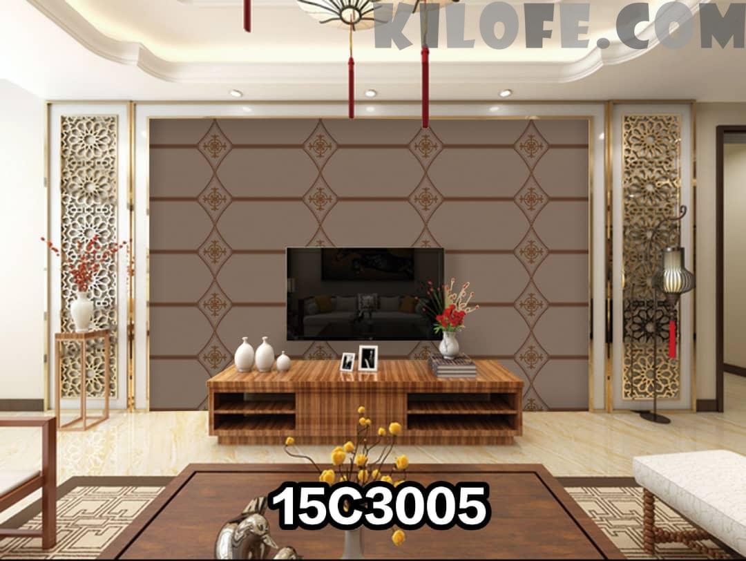Discover Timeless  Decoration With 3D flocks Wallpapers  in Lagos Nigeria
